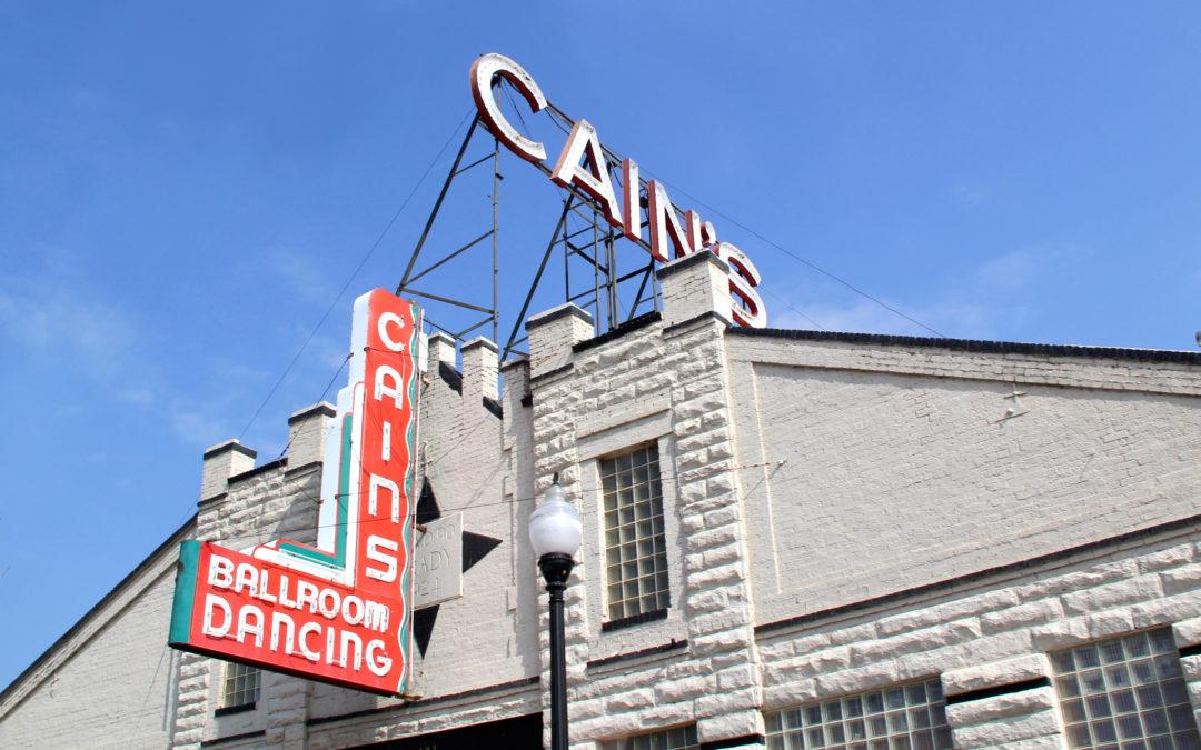 Cain's Ballroom, Tulsa