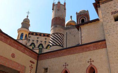 Rocchetta Mattei, Italy