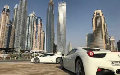 Dubai: Don't Try To Out-Drive The Cops