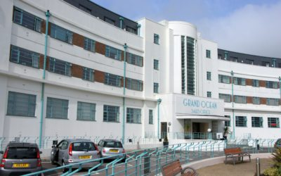 The Grand Ocean Hotel, Saltdean near Brighton