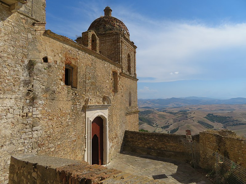 Craco, Italy: Ghost Town