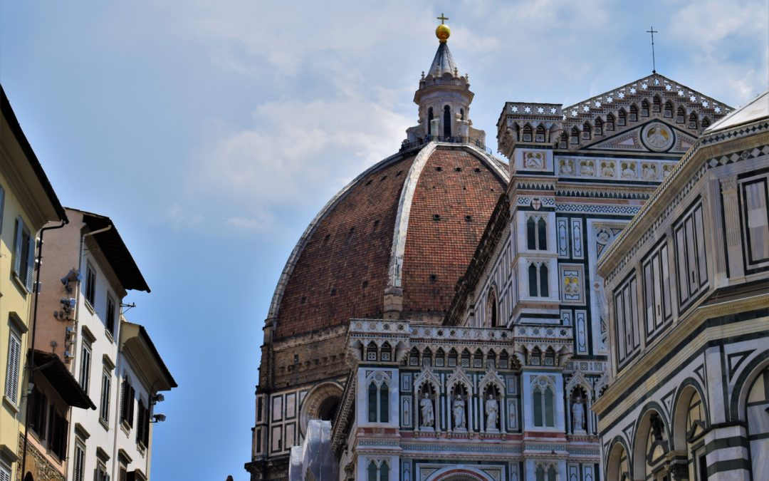 Florence Cathedral: The Way Of The Future?