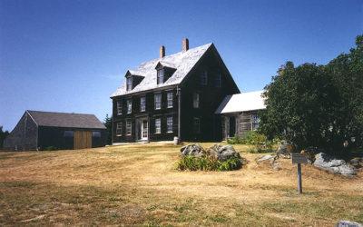 The Olson House, Maine