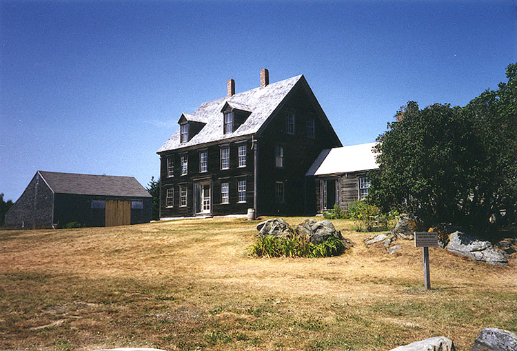 The Olson House, Maine