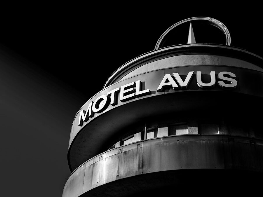 The AVUS Motel and Restaurant: Berlin