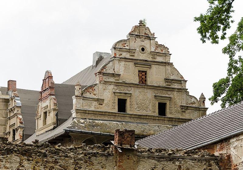 Gorzanów Castle, Poland